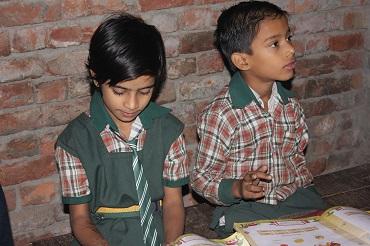 Students in Delhi © OGSB 2012