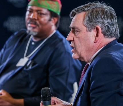 World Economic Forum on Africa in Abuja, Nigeria 2014